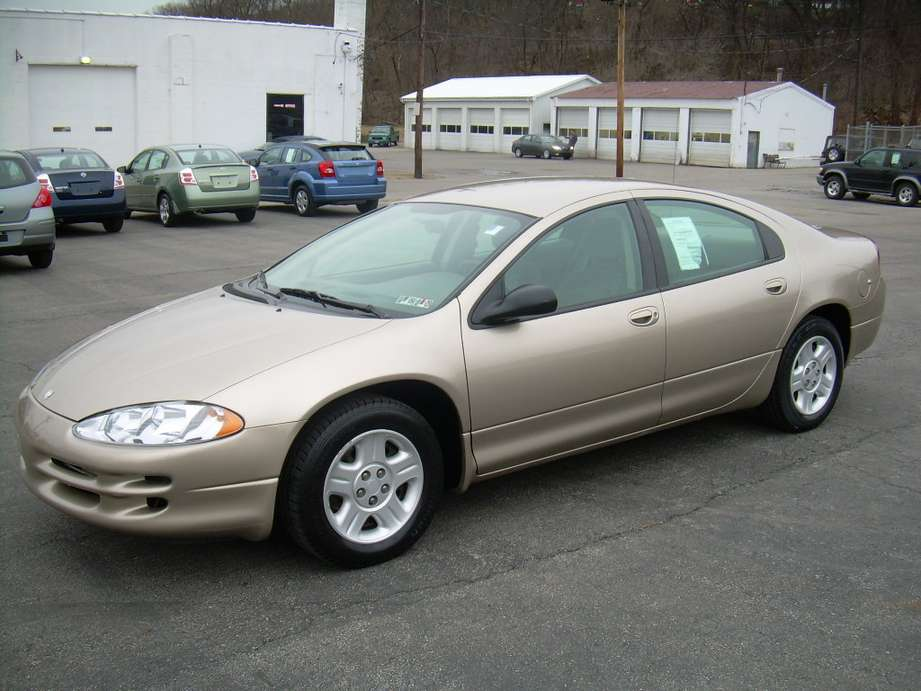 Dodge Intrepid #9042147
