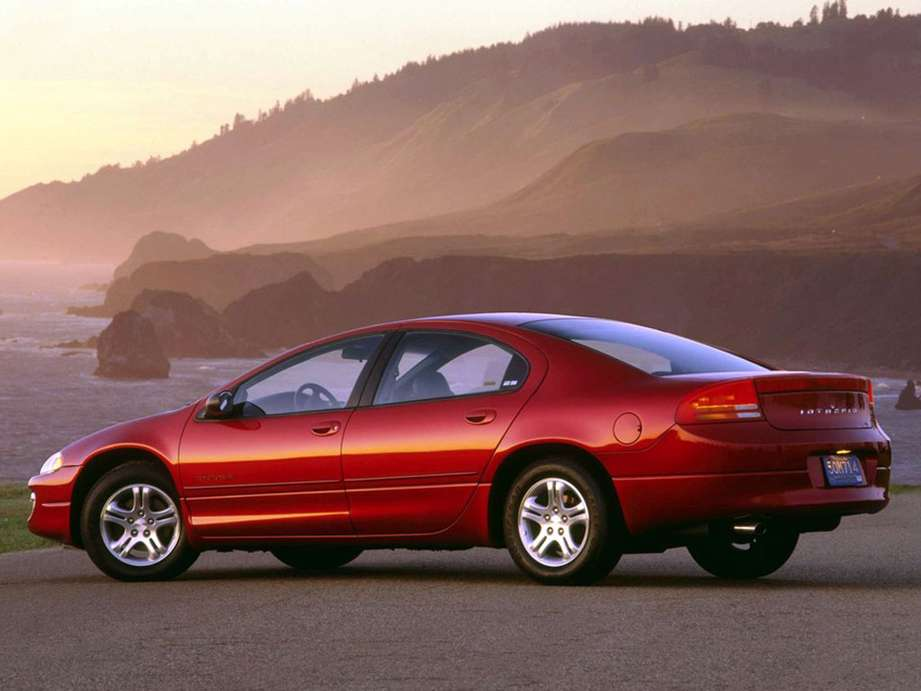 Dodge Intrepid #8330495