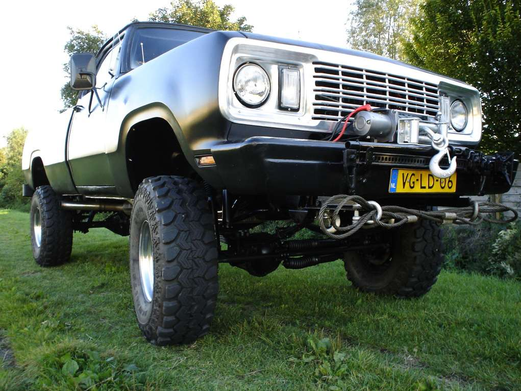 Dodge Power Wagon #8816314