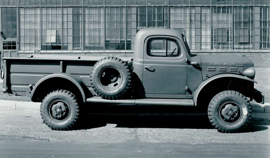 Dodge Power Wagon #7810020