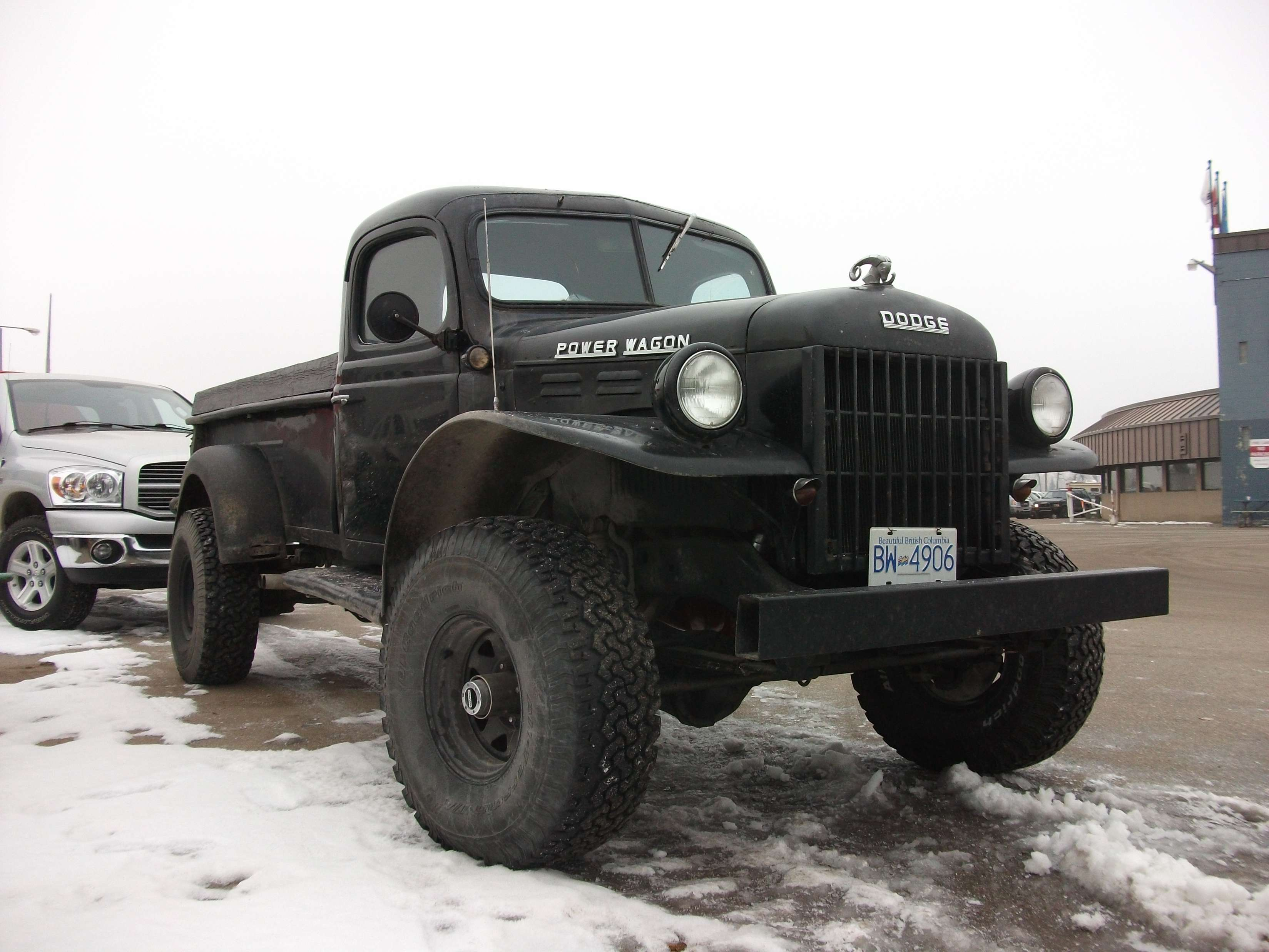 Dodge Power Wagon #7675109