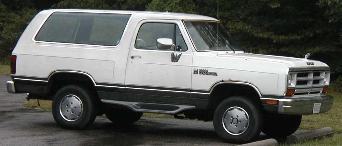 Dodge Ramcharger #9087008
