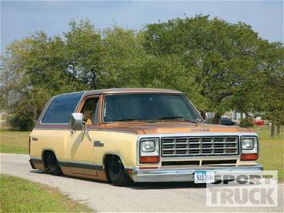 Dodge Ramcharger #9148036
