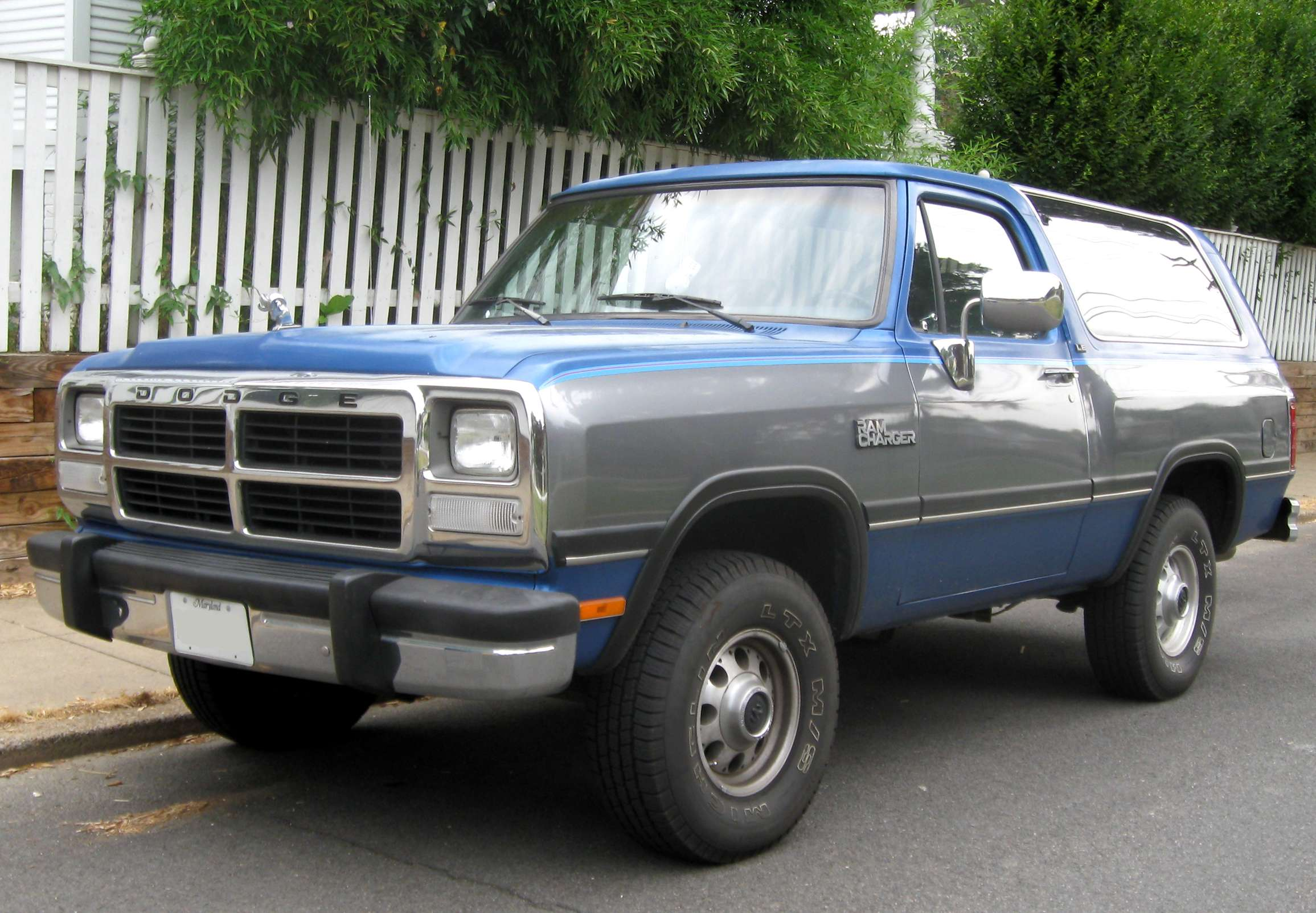Dodge Ramcharger #8823300