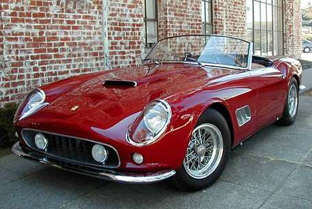 Ferrari 250 GT California #7431295