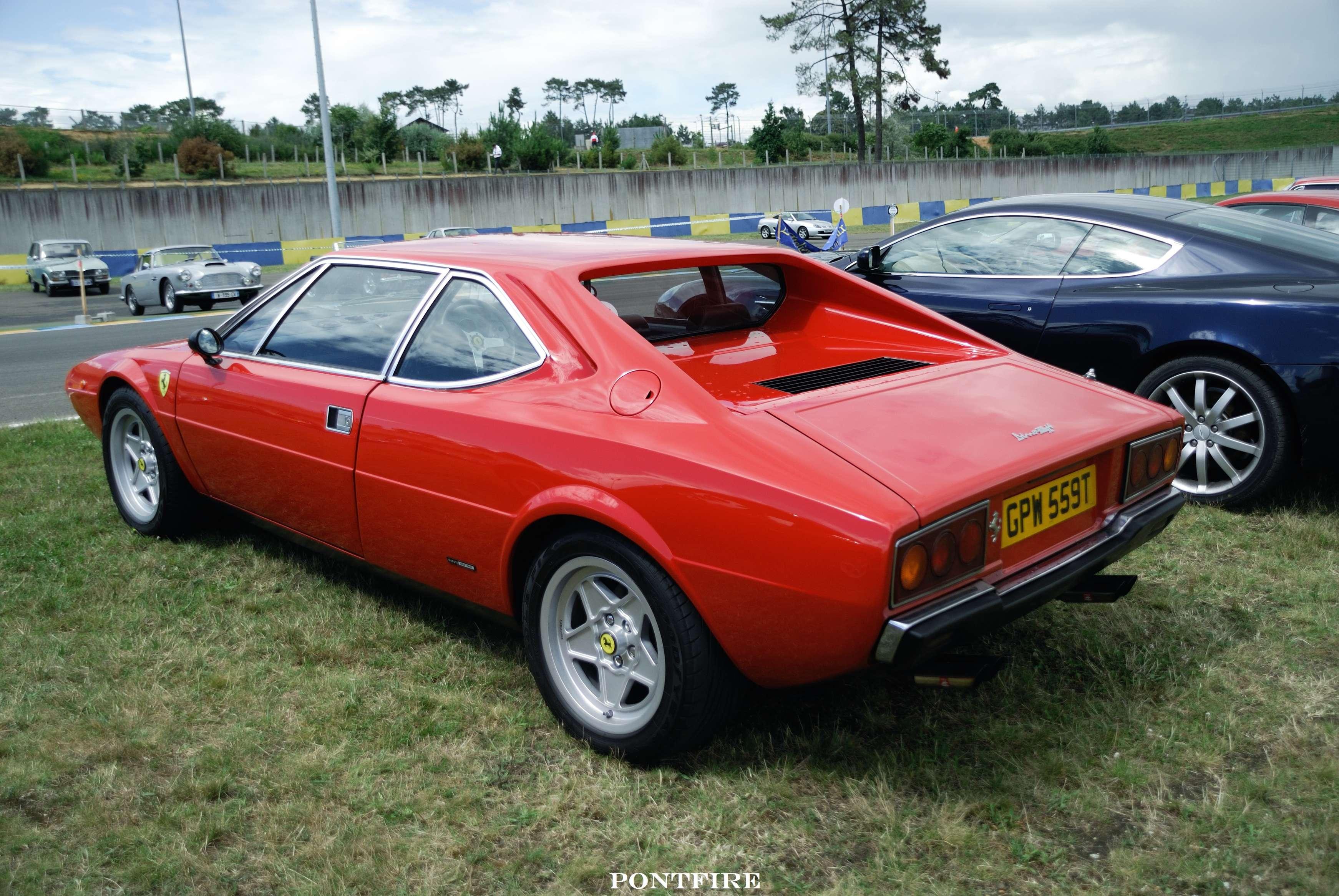1975 Ferrari Dino 308 GT4 Parts and Accessories