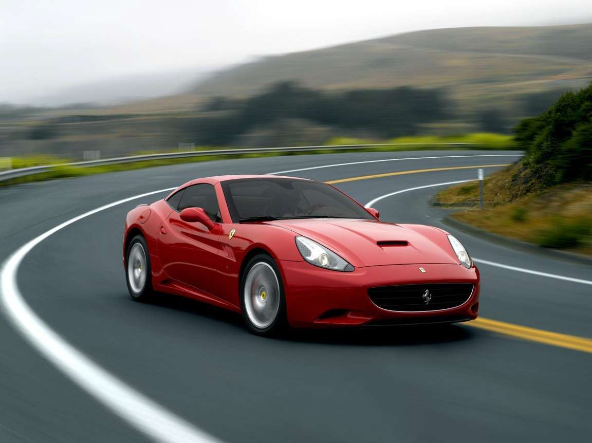 Ferrari California #9369081