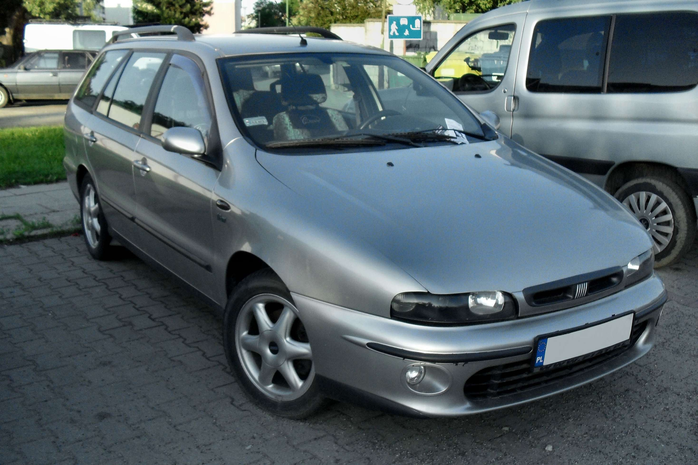Fiat Marea Weekend #7859142