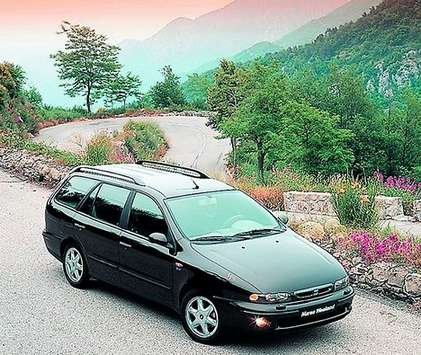 Fiat Marea Weekend #7852634