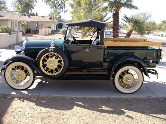 Ford 1929 #9823944