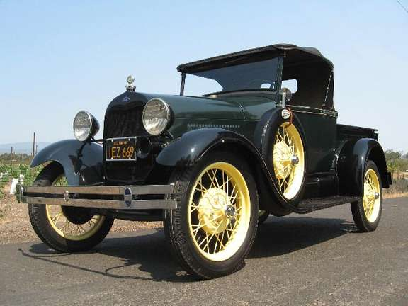 Ford 1929 #9886401