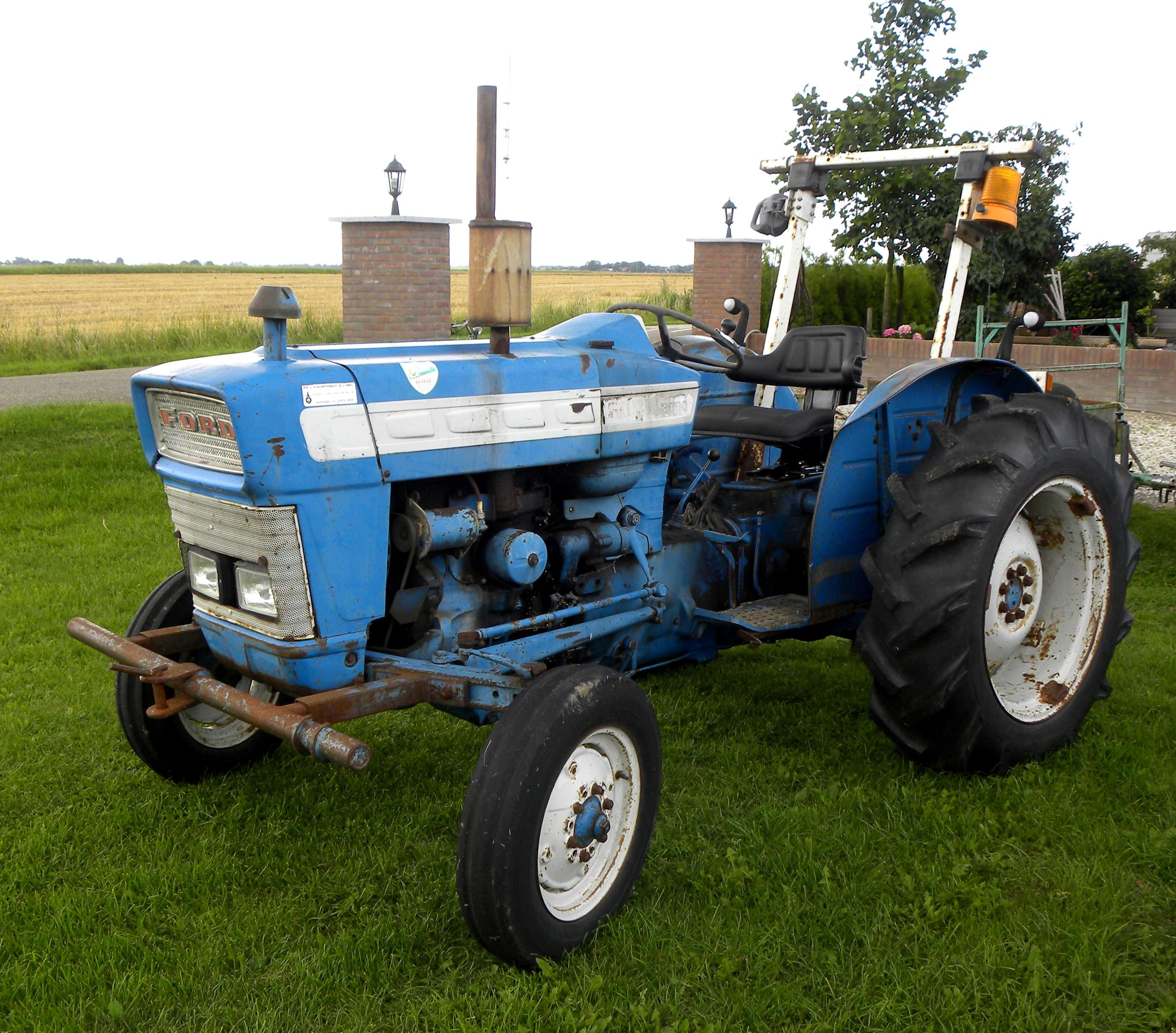 Ford 3000 #8526098