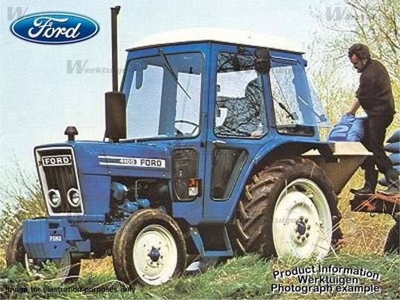 Ford 4600 #8568310