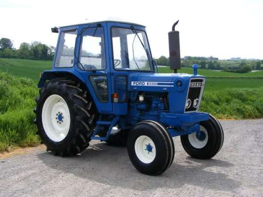 Ford 6600 #7839391