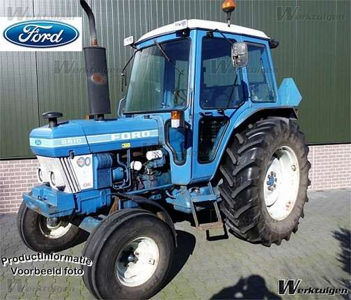 Ford 6610 #7163895