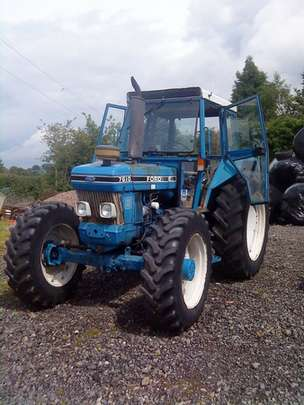 Ford 7610 #9596847