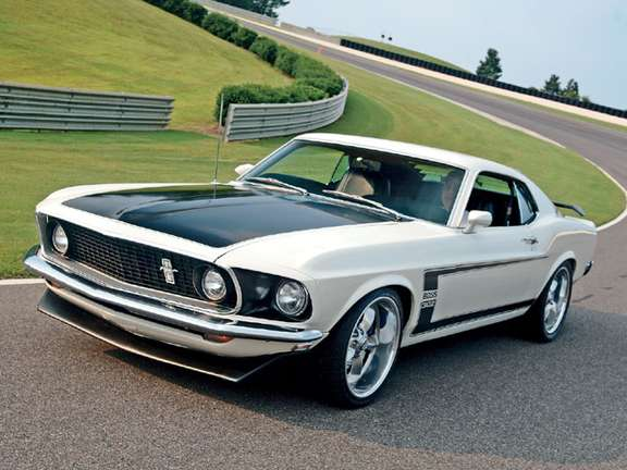 Ford Boss 302 #7351413