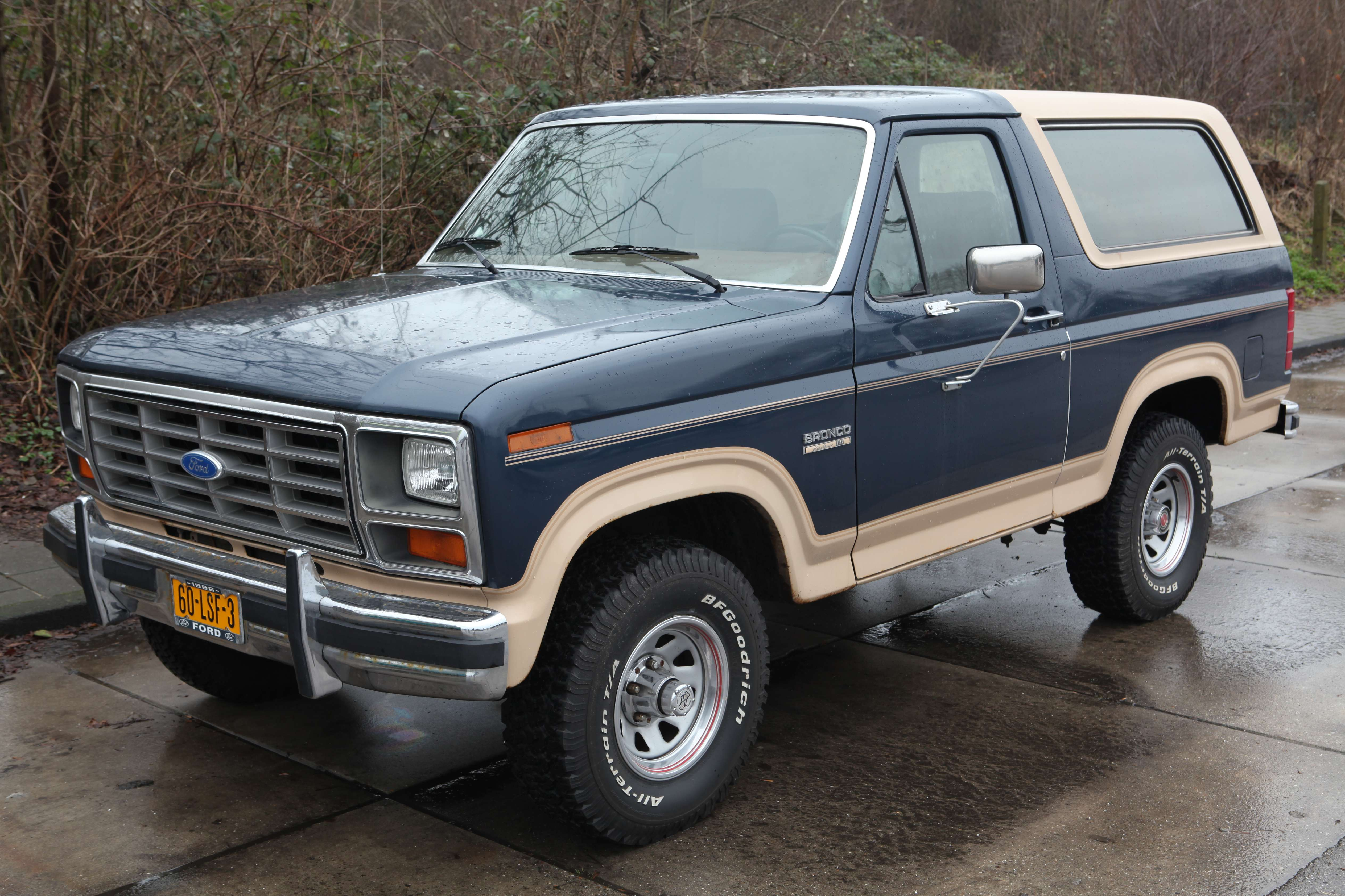 Ford Bronco #7820432