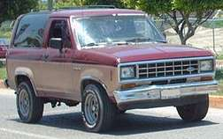Ford Bronco II #7092110