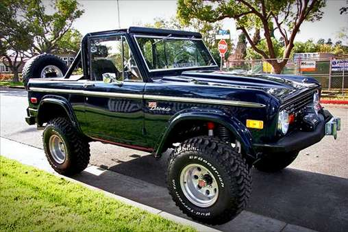 Ford Bronco #7221074