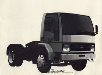 Ford Cargo #7840769