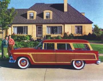 Ford Country Squire #9398165