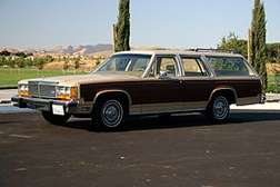 Ford Country Squire #8735922