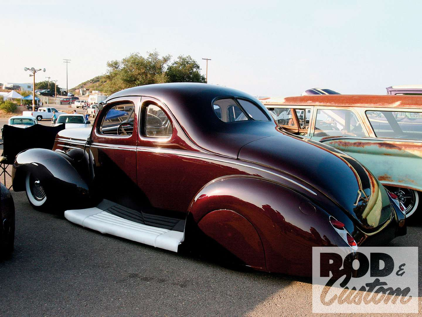 Ford Coupe #9714762
