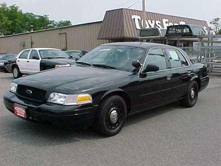 Ford Crown Victoria Police Interceptor #9933298