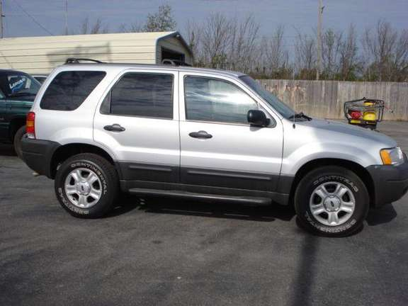 Ford Escape XLT #8897527