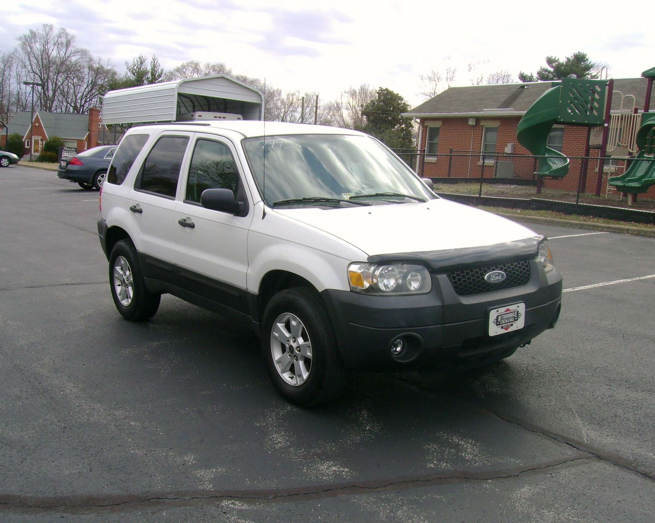 Ford Escape XLT #9071119
