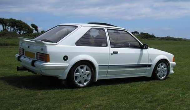 Ford Escort RS Turbo #8375992