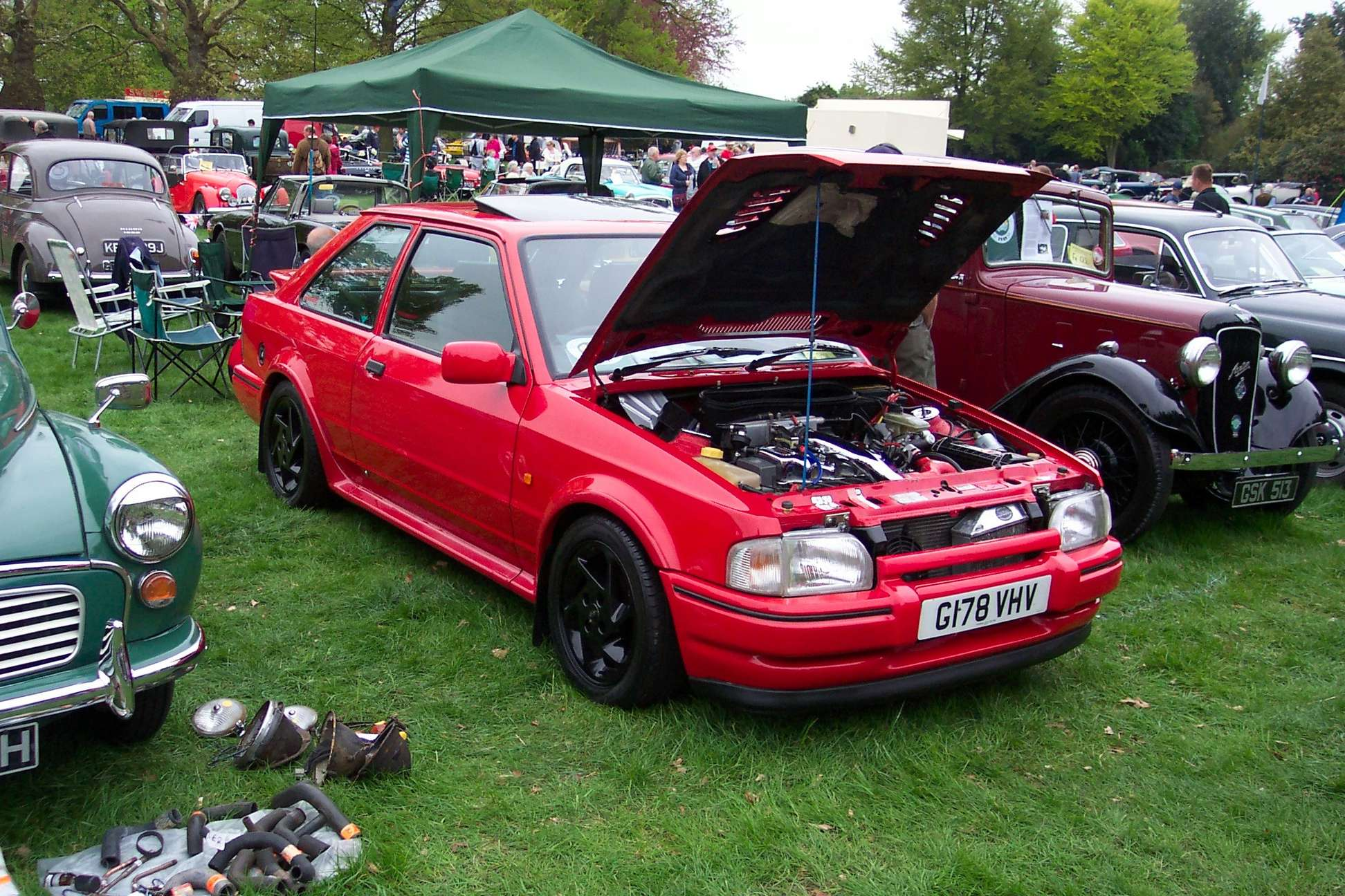 Ford Escort RS Turbo #7177856