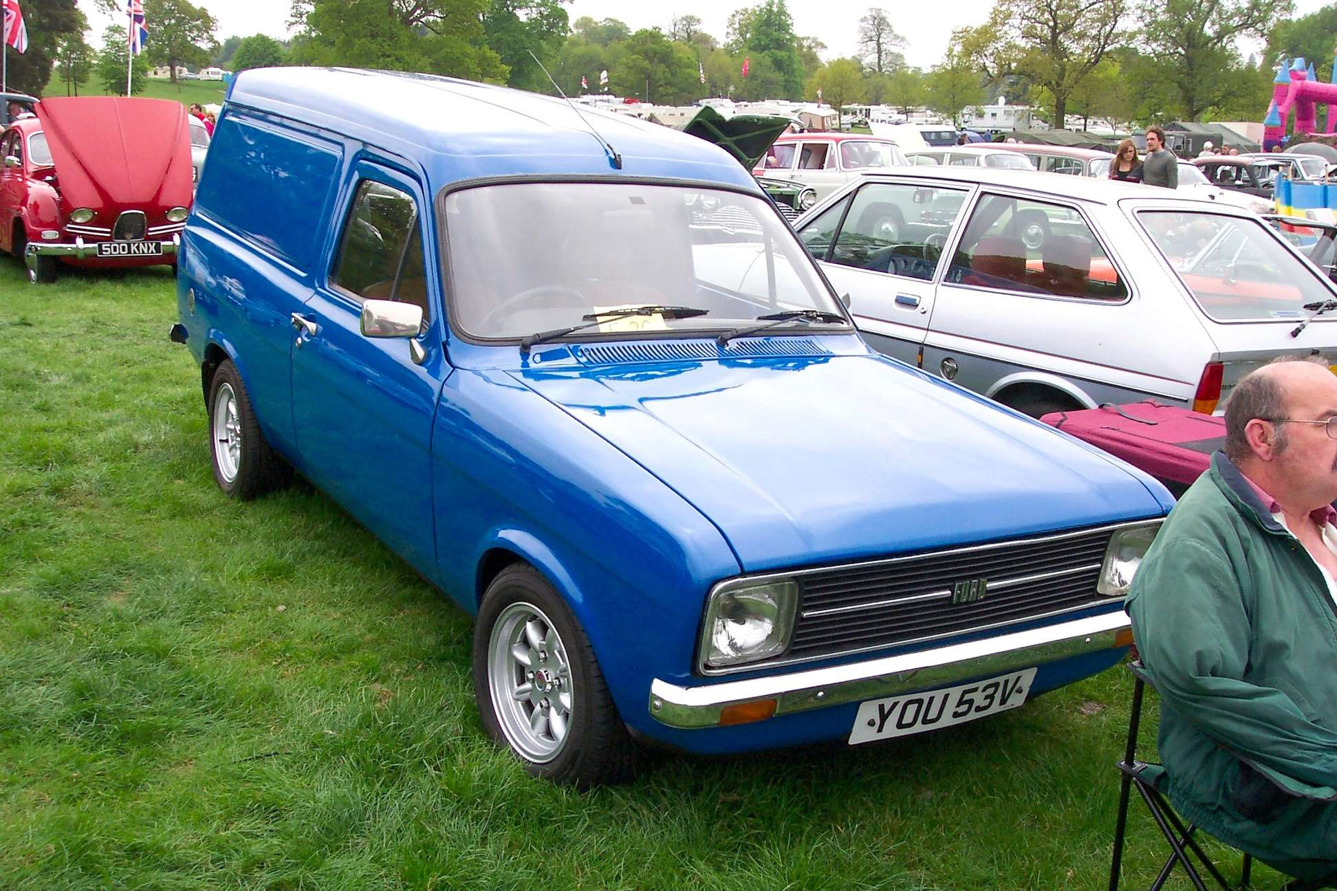Ford Escort Van #8617622