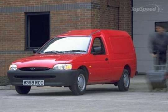 Ford Escort Van #7657021