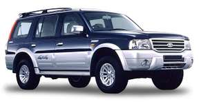 Ford Everest #9544608
