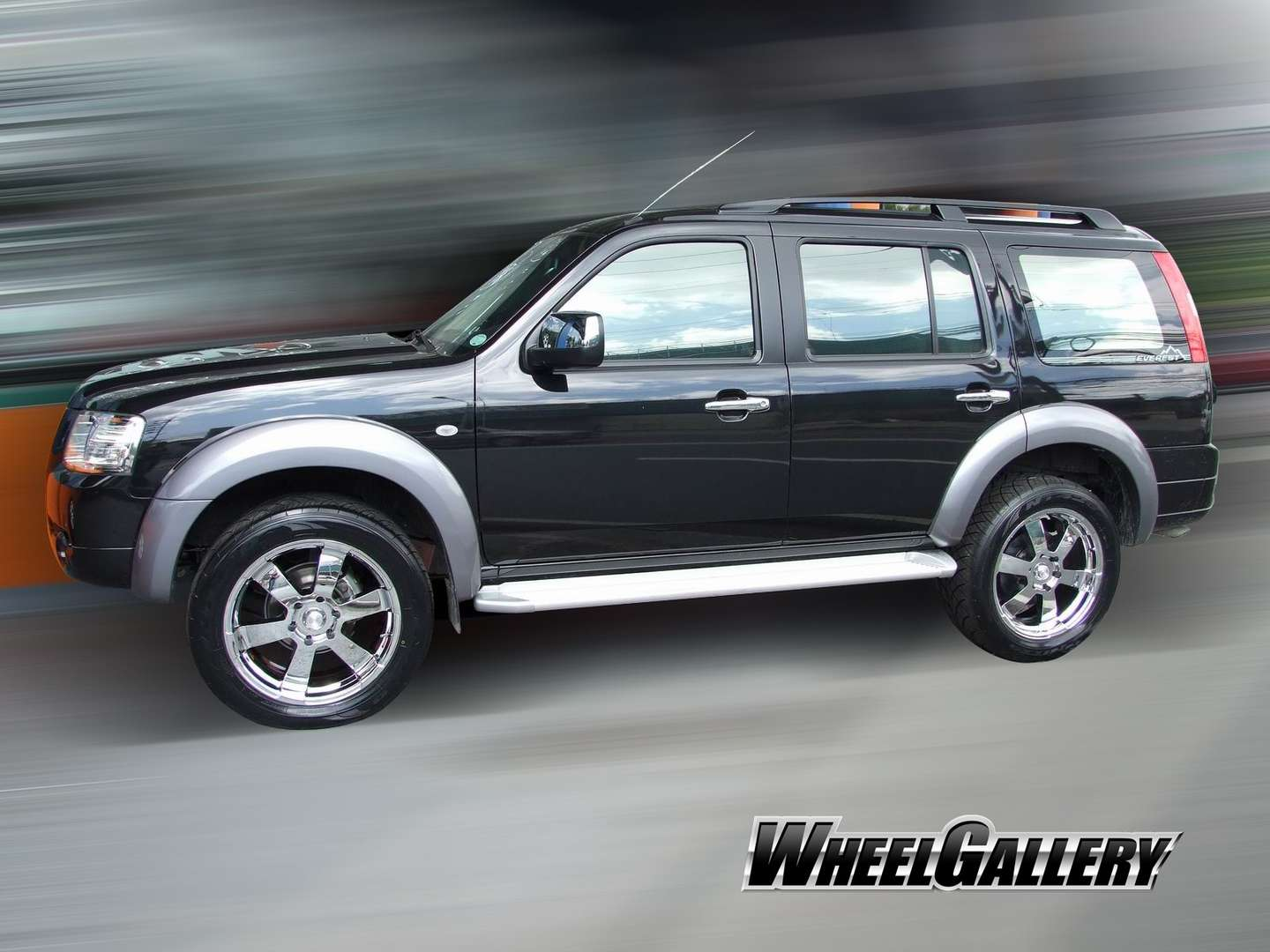 Ford Everest #9752534