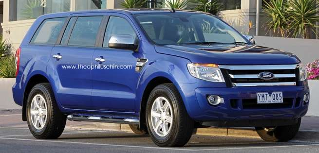 Ford Everest #8064086