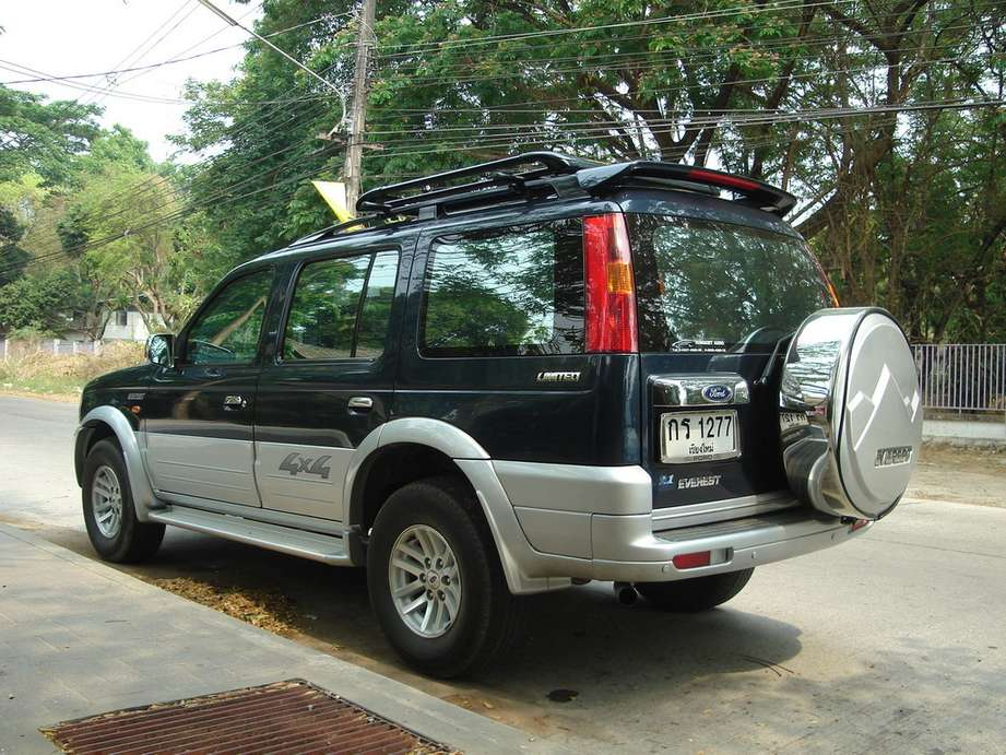Ford Everest #8134449