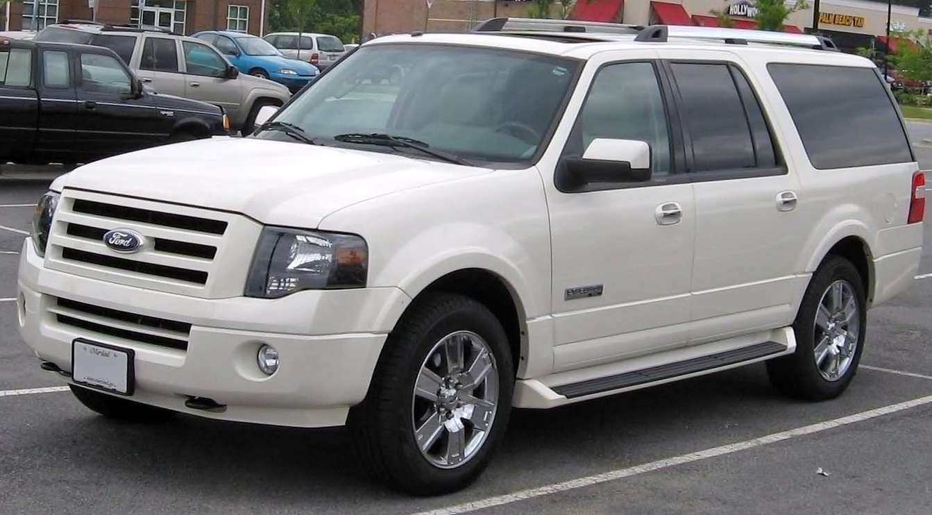 Ford Expedition EL #8774956