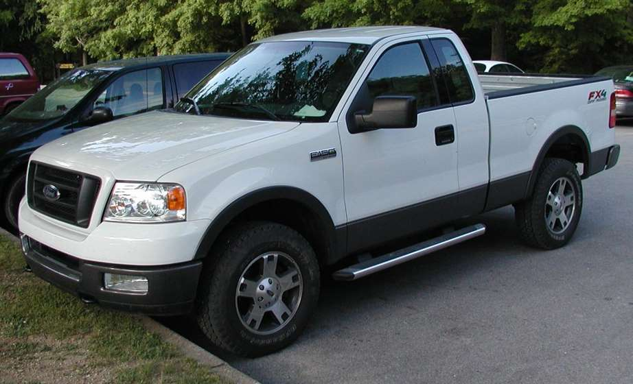 Ford F-150 #9791192