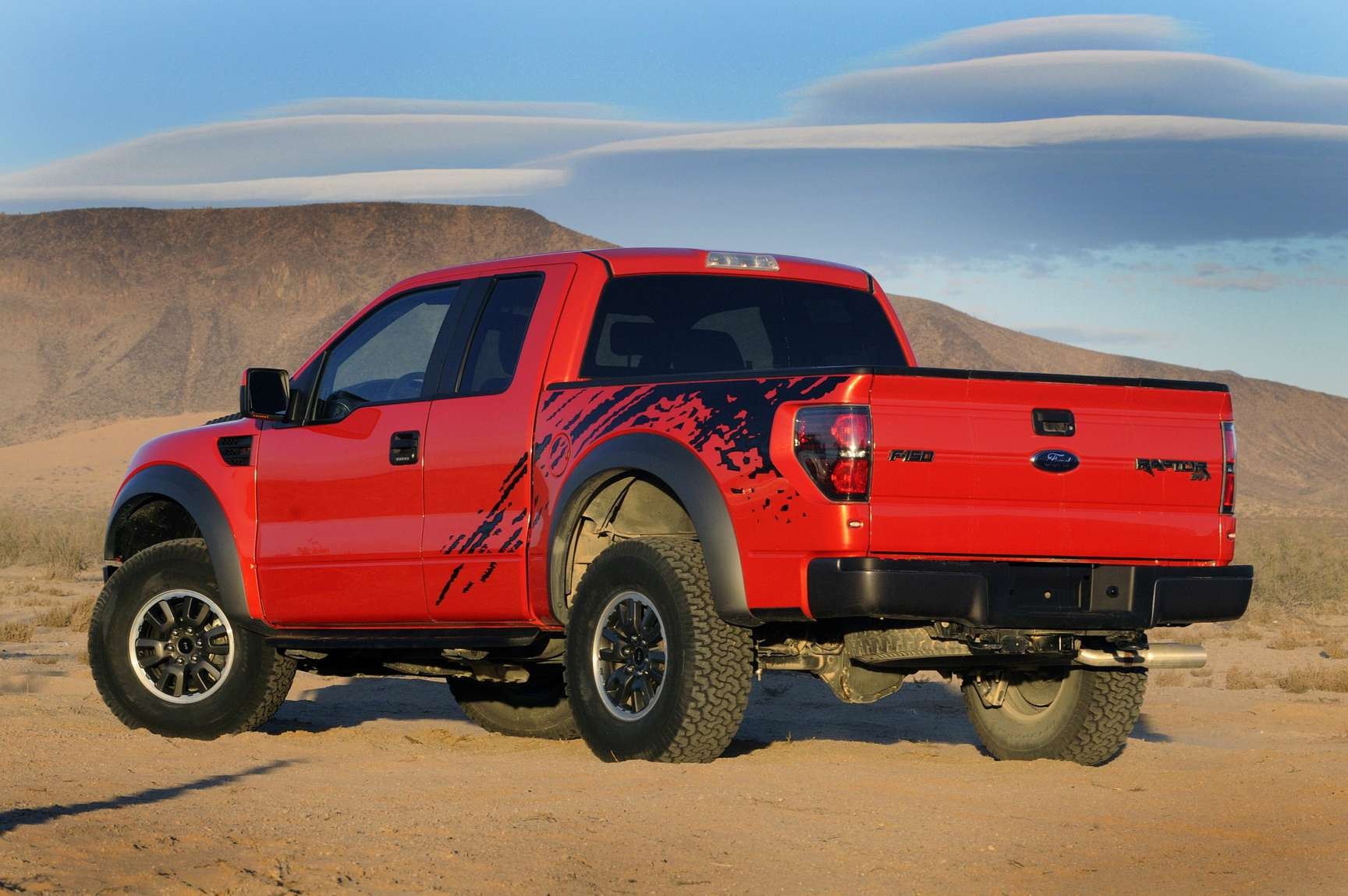 Ford F-150 SVT Raptor #9110520