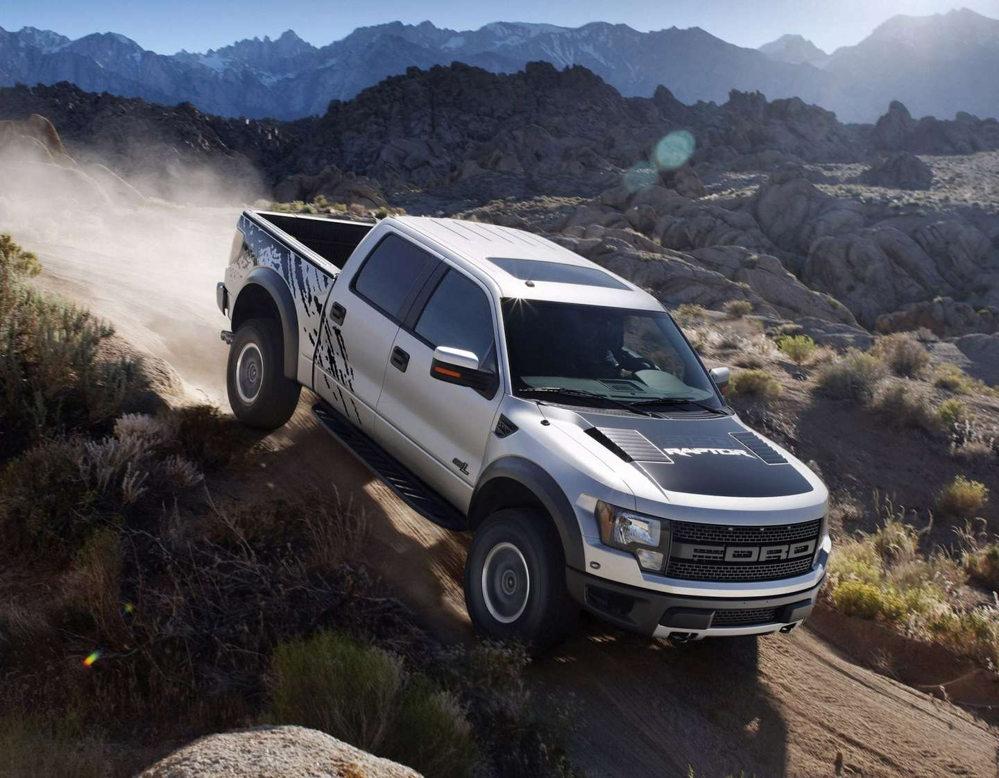 Ford F-150 SVT Raptor #9672826