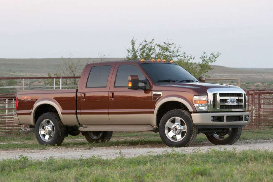 Ford F-250 #9800460