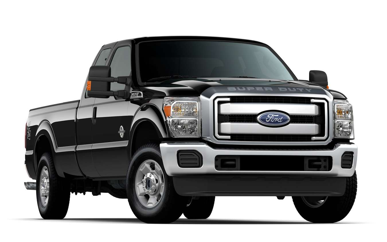 Ford F-250 #7726496