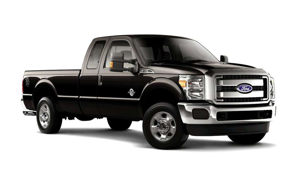 Ford F-350 Super Duty #8081110