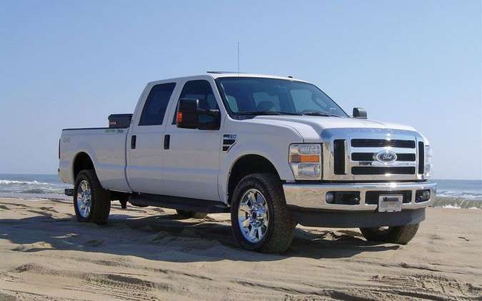 Ford F-350 Super Duty #9632345