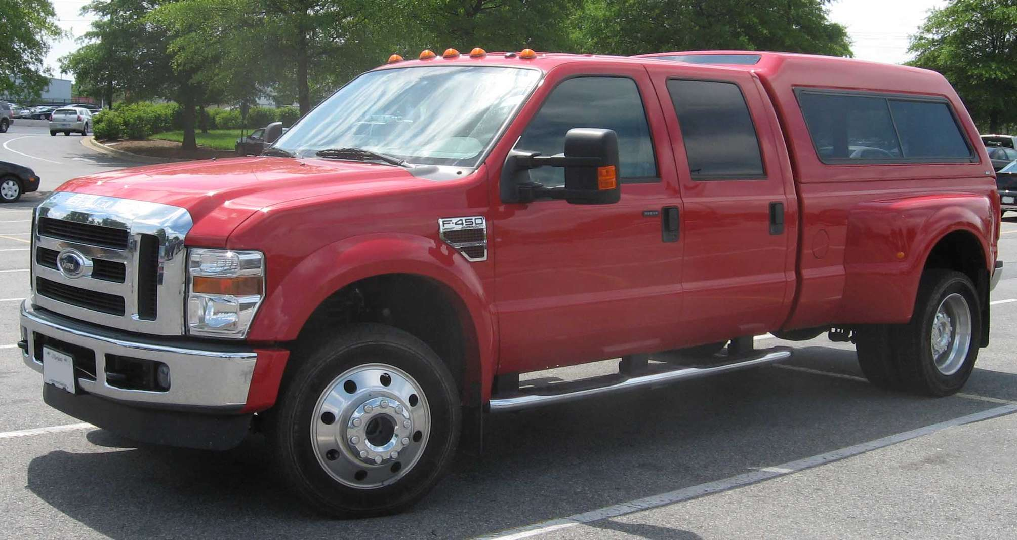 Ford F-450 #7927920