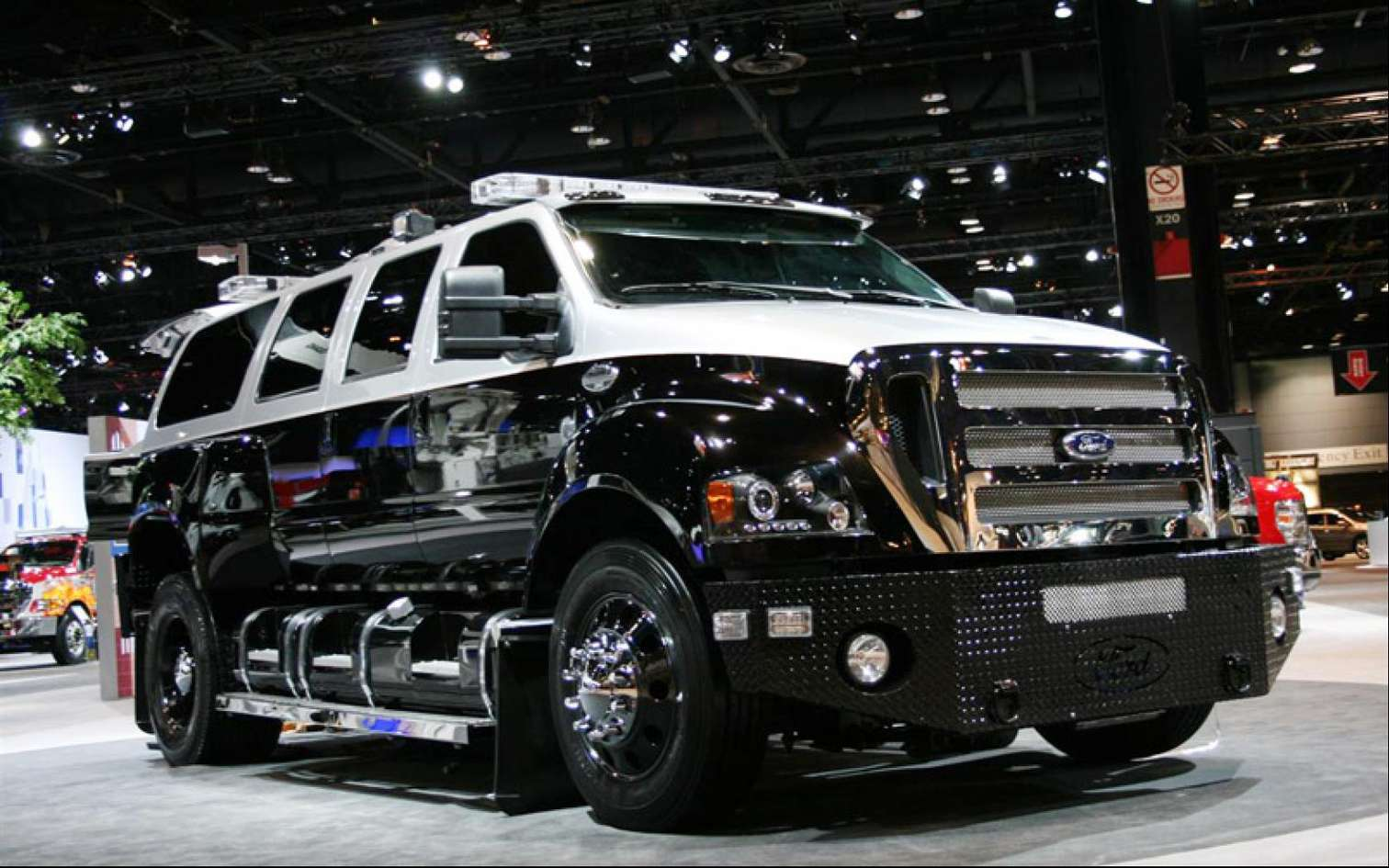 Ford F-650 #7165753