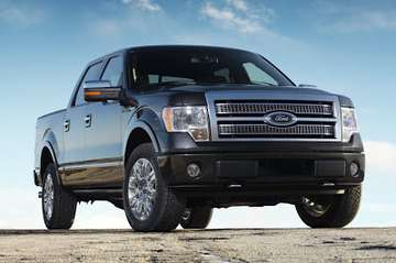 Ford F150 #9847877